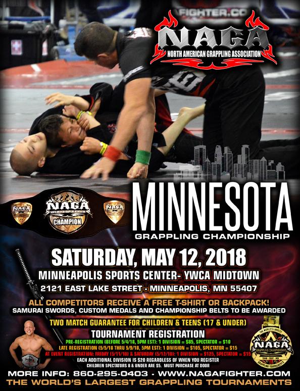 JIU JITSU: MINNESOTA JIU JITSU TOURNAMENTS 2019 SCHEDULE - Minnesota
